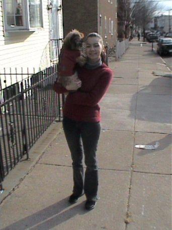 Missy and Sunny 1.5.2003